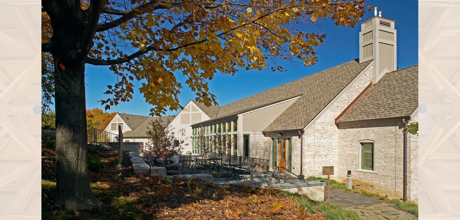 University of Minnesota Arboretum   SALA Architects Inc.