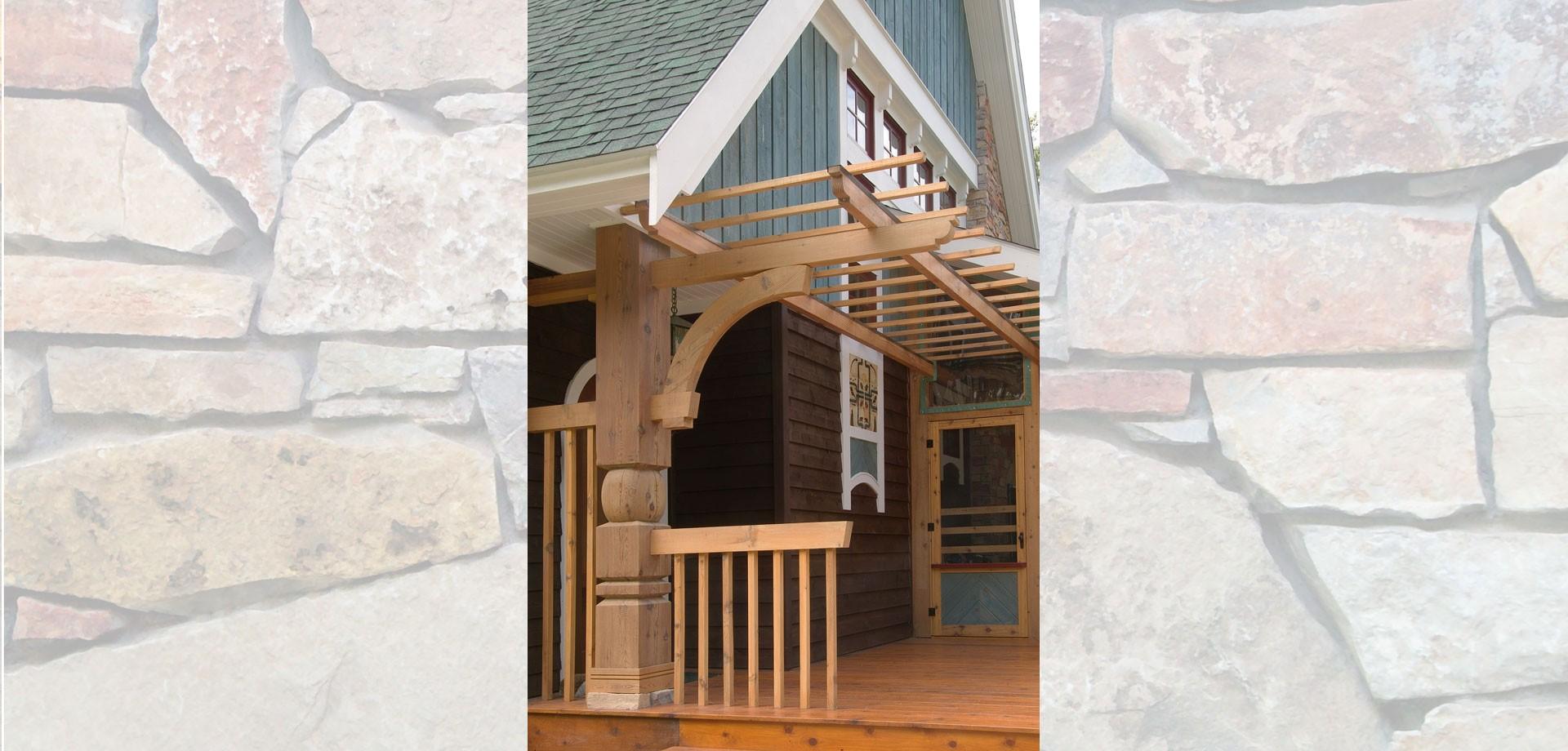 Madeline Island Cottage Sala Architects