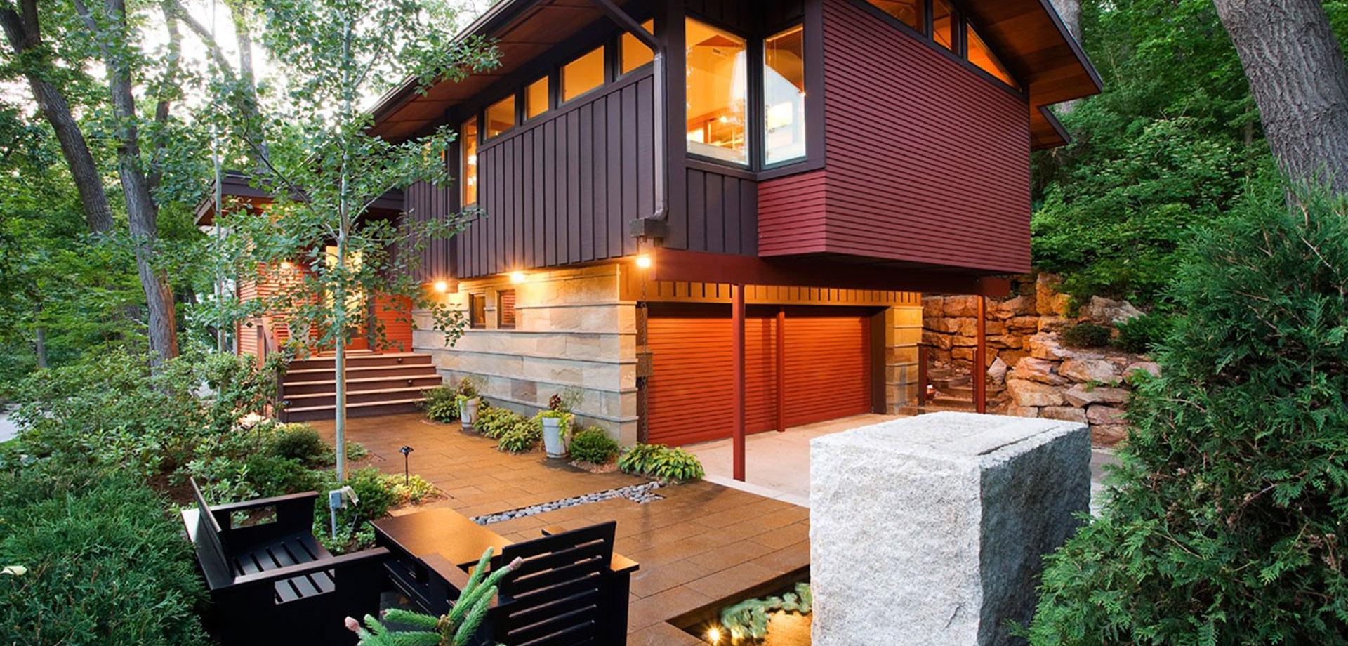 SALA Architect Wayne Branum Shopa Residence