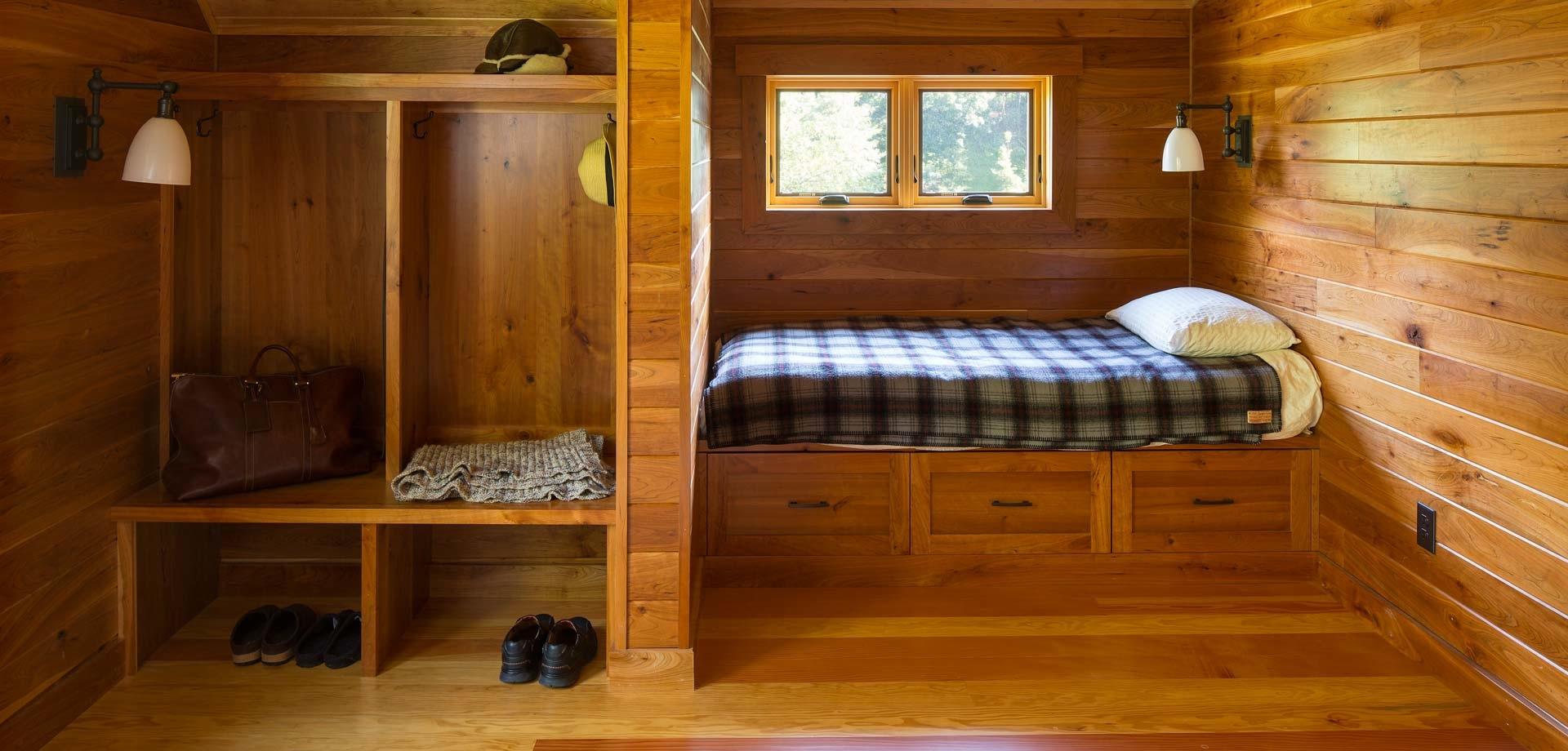 Trout Fishing Cabin Sala Architects