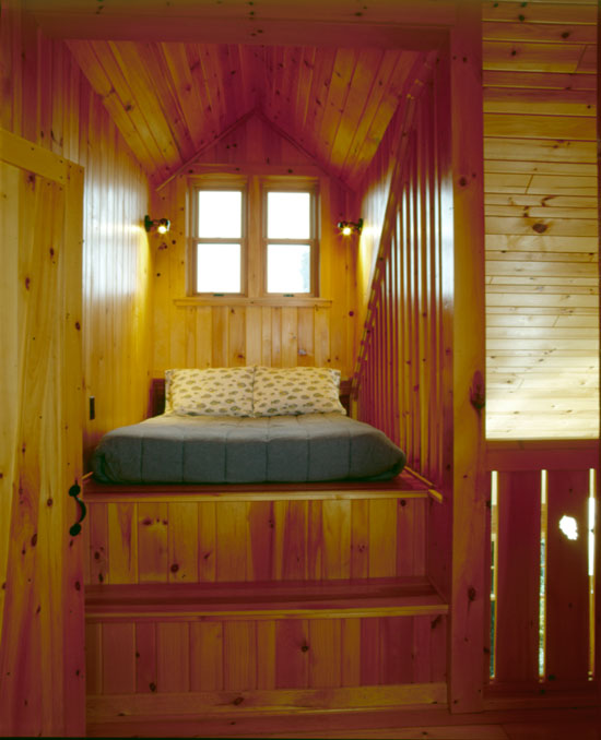 Sweet Dreams At The Cabin Sala Architects Inc