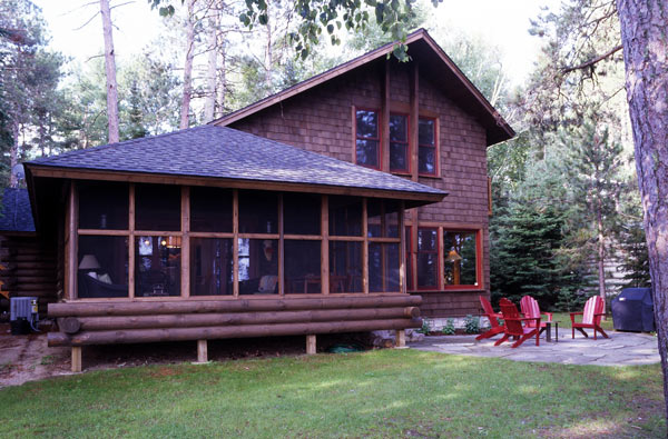 How do you begin a cabin addition design start with the - Remodeling a house where to start ...