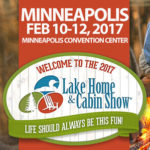 Join us at the 2017 Lake Home and Cabin Show!