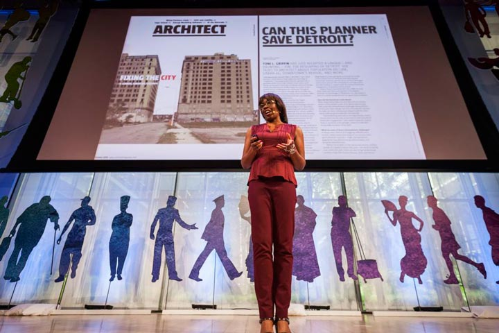 SALA Architect Jody McGuire TED Talk