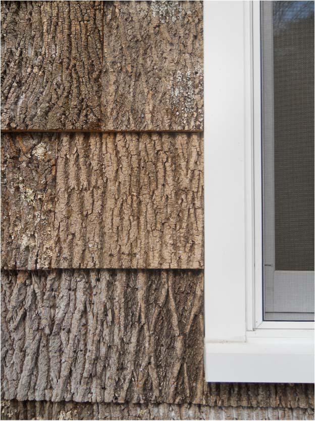 Bark Siding Is Back Sala Architects Inc